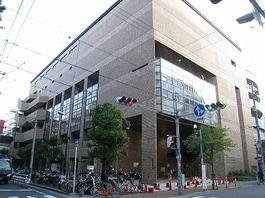 大阪谷町郵便局