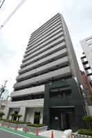 大阪メトロ御堂筋線/なんば駅 徒歩10分 9階 築6年の外観