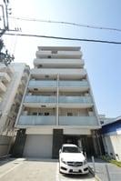 大阪メトロ御堂筋線/なんば駅 徒歩17分 4階 築13年の外観