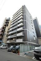 大阪メトロ御堂筋線/なんば駅 徒歩15分 3階 築12年の外観