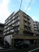 大阪メトロ御堂筋線/大国町駅 徒歩10分 4階 築41年の外観