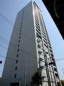 大阪環状線/森ノ宮駅 徒歩7分 22階 築18年の外観