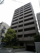 大阪メトロ中央線/阿波座駅 徒歩5分 8階 築16年の外観