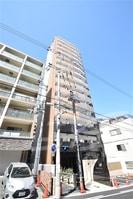 大阪メトロ谷町線/四天王寺前夕陽ケ丘駅 徒歩5分 3階 築3年の外観
