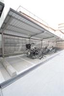 大阪メトロ御堂筋線/大国町駅 徒歩10分 6階 築浅の外観