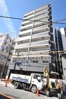 大阪メトロ御堂筋線/なんば駅 徒歩12分 6階 築3年の外観
