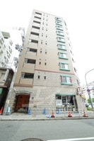 大阪メトロ御堂筋線/大国町駅 徒歩1分 8階 築17年の外観