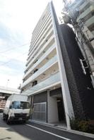 大阪メトロ御堂筋線/なんば駅 徒歩10分 5階 築3年の外観