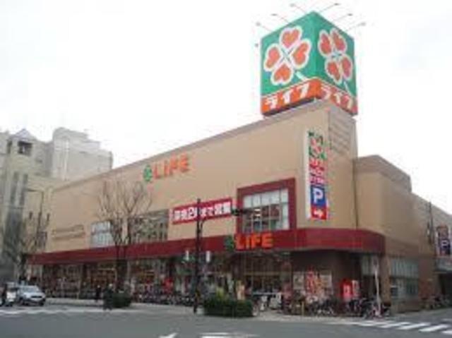 ライフ天神橋店(スーパー)まで226m※ライフ天神橋店