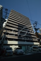 大阪メトロ御堂筋線/なんば駅 徒歩17分 6階 築7年の外観