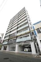 大阪メトロ堺筋線/恵美須町駅 徒歩7分 10階 築3年の外観