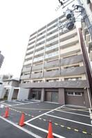 大阪メトロ御堂筋線/なんば駅 徒歩19分 1階 建築中の外観