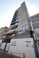 大阪メトロ堺筋線/恵美須町駅 徒歩6分 10階 建築中の外観