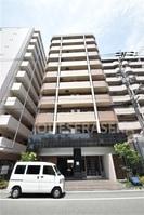 大阪メトロ御堂筋線/大国町駅 徒歩3分 2階 築8年の外観