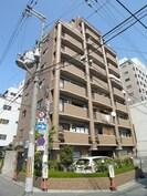 大阪メトロ御堂筋線/大国町駅 徒歩5分 3階 築24年の外観