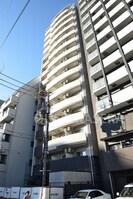 大阪メトロ御堂筋線/大国町駅 徒歩3分 6階 築5年の外観