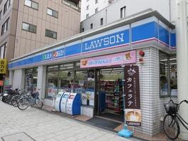 ローソン和泉町店