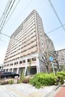 大阪環状線/芦原橋駅 徒歩3分 5階 築浅の外観