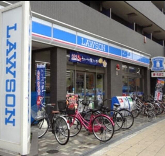 ローソン浪速警察署前店(コンビニ)まで236m※ローソン浪速警察署前店
