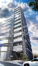 大阪メトロ谷町線/谷町四丁目駅 徒歩5分 2階 建築中の外観