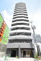 大阪メトロ御堂筋線/大国町駅 徒歩5分 13階 1年未満の外観