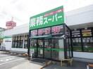 業務スーパー藤枝緑町店(スーパー)まで1605m