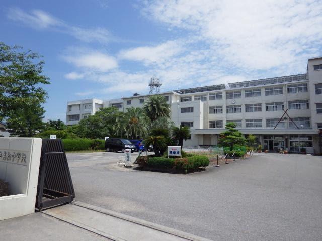 静岡市立高松中学校(中学校/中等教育学校)まで889m