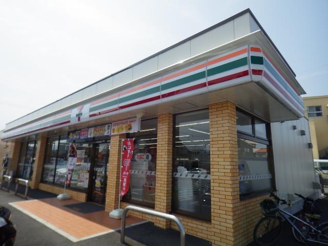 セブンイレブン静岡西島店(コンビニ)まで558m