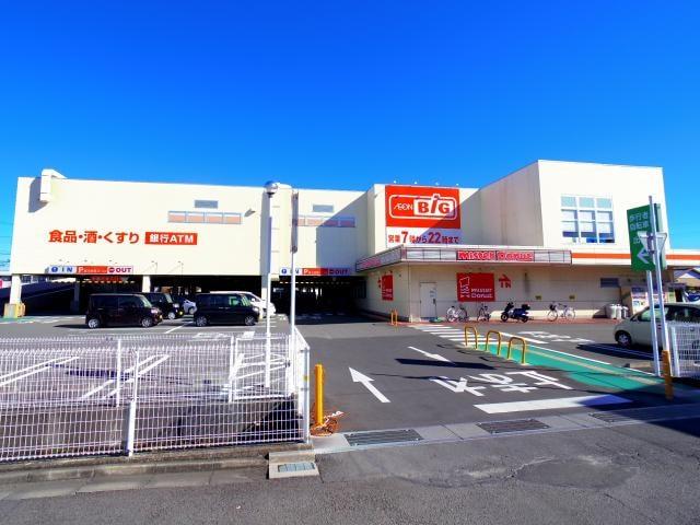 ザ・ビッグ藤枝田沼店(ディスカウントショップ)まで790m