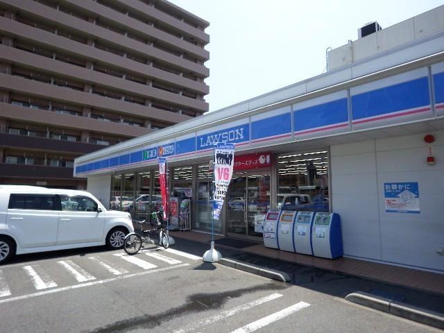 ローソン静岡馬渕三丁目店(コンビニ)まで238m