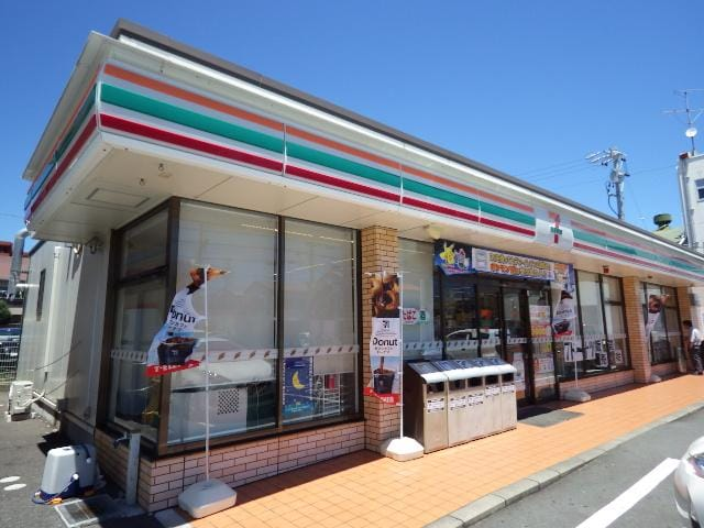 セブンイレブン静岡小黒店(コンビニ)まで244m