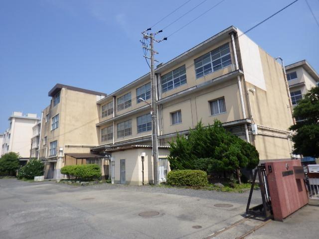 静岡市立中島小学校(小学校)まで970m