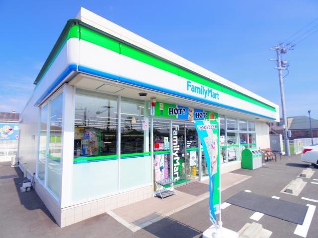ファミリーマート藤枝高洲店(コンビニ)まで590m