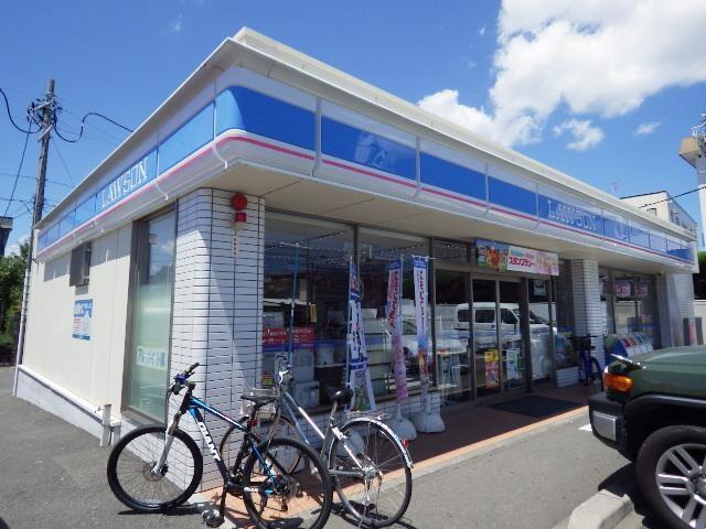 ローソン静岡小黒一丁目店(コンビニ)まで327m