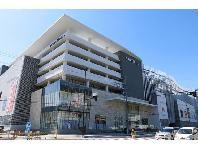 マクドナルドMARK IS静岡店(ファストフード)まで1053m