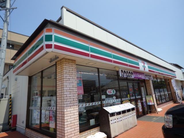 セブンイレブン静岡馬渕店(コンビニ)まで478m