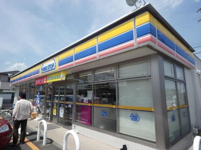 ミニストップ藤枝駅北店(コンビニ)まで475m