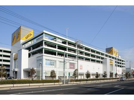 セントラルスクエア静岡(ショッピングセンター/アウトレットモール)まで853m