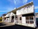 東海道本線/静岡駅 バス:18分:停歩5分 1階 築27年の外観