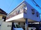 東海道本線/静岡駅 バス:15分:停歩3分 2階 築31年の外観