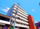 静岡鉄道静岡清水線/新静岡駅 徒歩2分 3階 築17年の外観