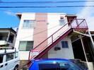 静鉄バス(静岡市)/山崎 徒歩5分 2階 築36年の外観