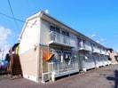 東海道本線/安倍川駅 徒歩7分 2階 築25年の外観