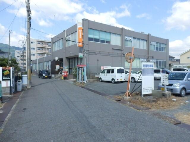 比叡辻郵便局(郵便局)まで2285m※比叡辻郵便局