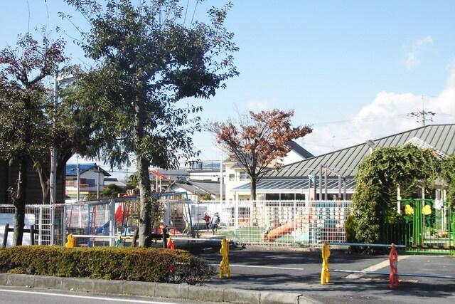 グランマの家保育園(幼稚園/保育園)まで556m※グランマの家保育園