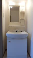 洗面所は毎日使う重要な設備ですね!