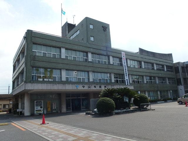 守山市役所(役所)まで1309m※守山市役所