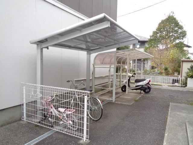専用駐輪場
