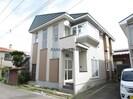 富士見2-6-14貸家の外観