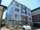 札幌市営地下鉄東豊線/環状通東駅 徒歩3分 3階 築12年の外観